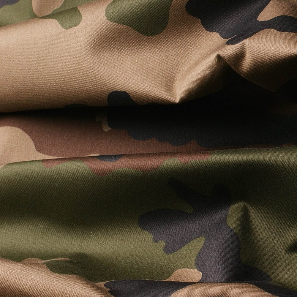 Army France camouflage print