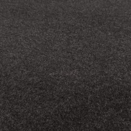 Boas - waterproof wool fabric with climate membrane - anthracite-melange