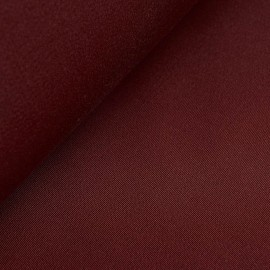 Franziska wool cloth - ruby