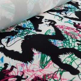 Gonzo - Coolmax® jersey fabric