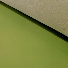 Imitation leather Hille - may green