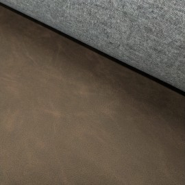 Laurin imitation leather - beige/taupe