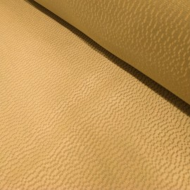 Upholstery fabric Ville - beige/camel