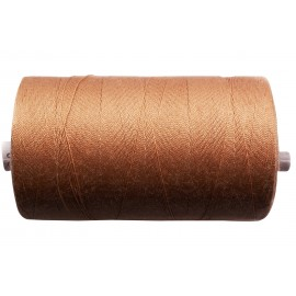 Sewing yarn 80er - camel