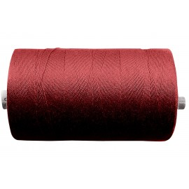 Sewing yarn 100er - dark red