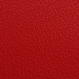 Sky plus imitation leather flame retardant B1 - red