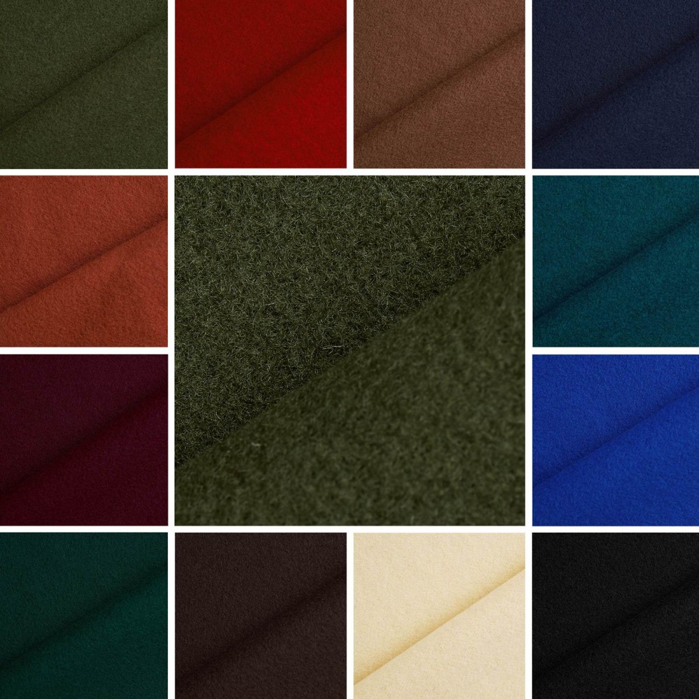 Benedict - wool fabric - all colours