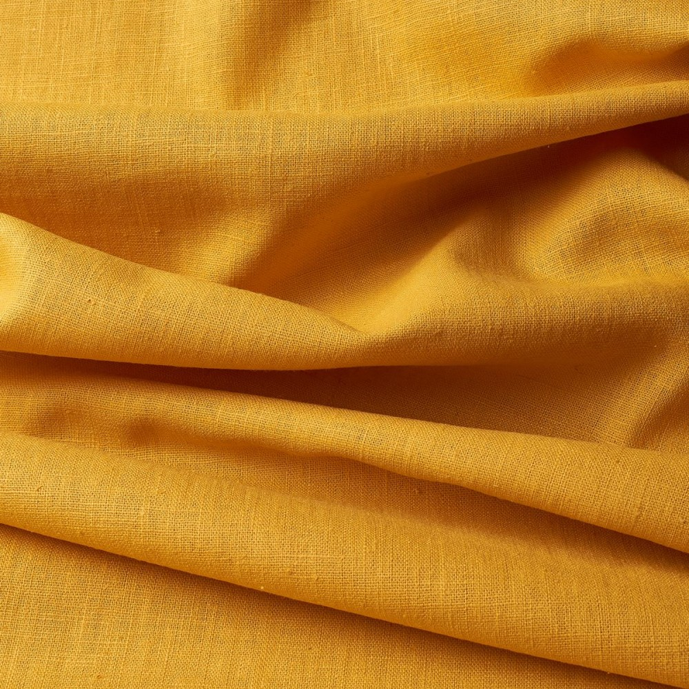 ochre yellow - hangs well
