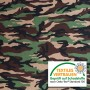 Louis - Camouflage Sweat Fabric